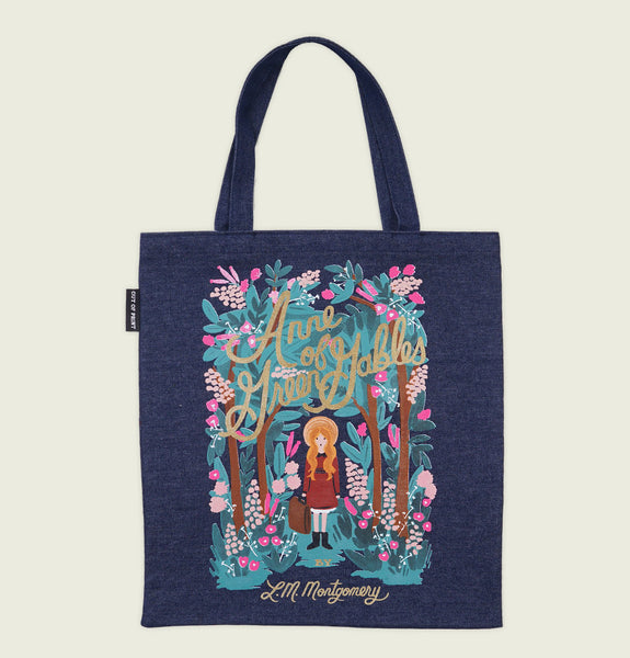 ANNE OF GREEN GABLES TOTE BAG - Out of Print - Tees.ca