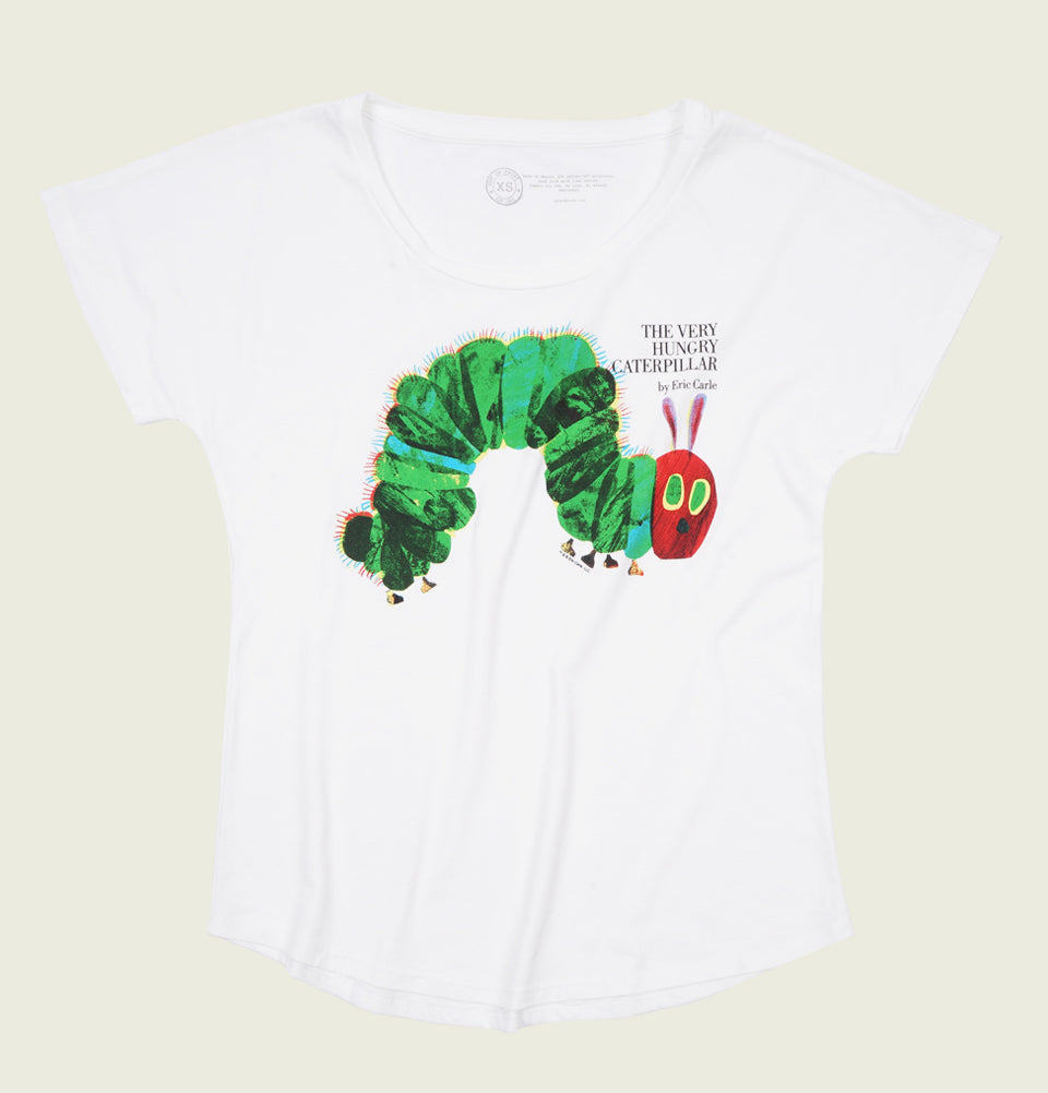 THE VERY HUNGRY CATERPILLAR Women's Relaxed Fit Dolman