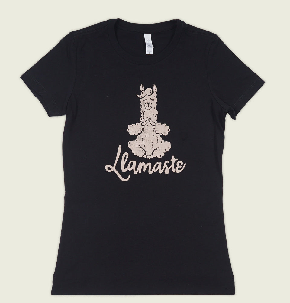 LAMASTE Women's T-shirt - Out of Print - Tees.ca