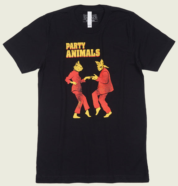 Party Animals Unisex T-shirt - Alter Jack - Tees.ca