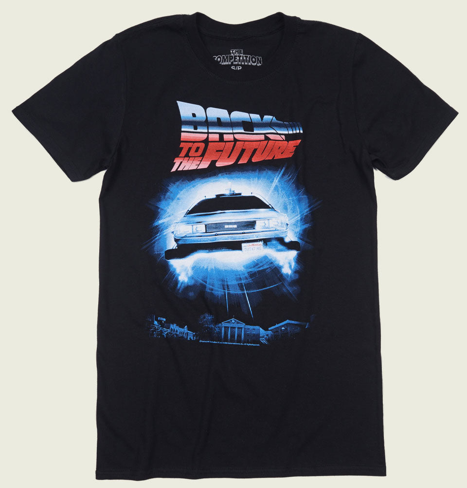 BACK TO THE FUTURE - DMC Unisex T-shirt