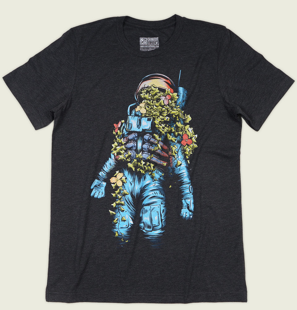 ASTRO BLOOM Unisex T-shirt - Curbside Clothing - Tees.ca