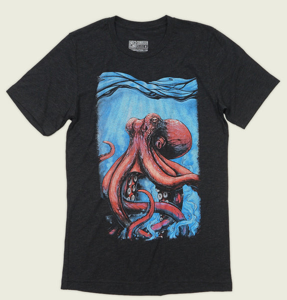 OCTO Unisex T-shirt - Curbside Clothing - Tees.ca