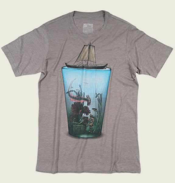 PINT SIZED Unisex t-shirt - Curbside Clothing - Tees.ca