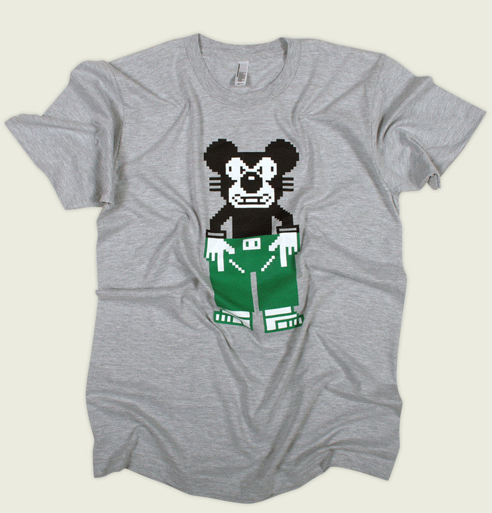 MOUSE PEECOL Unisex T-shirt - Tees.ca