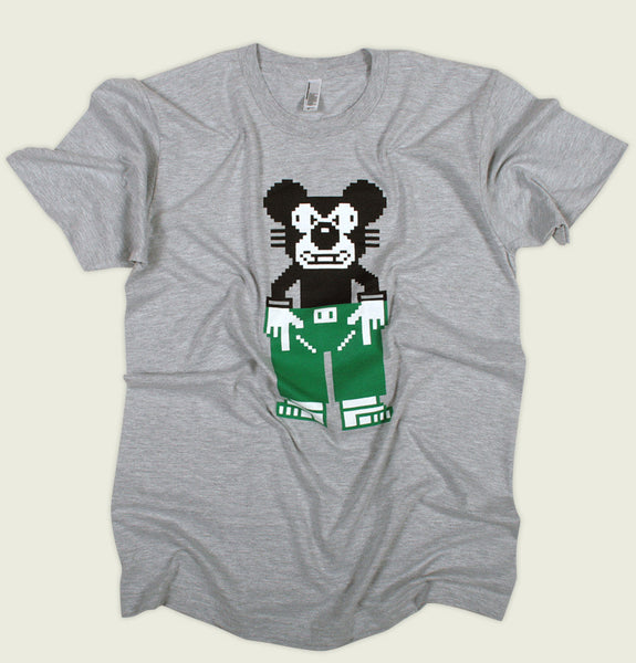 MOUSE PEECOL Men's Tee - Tees.ca