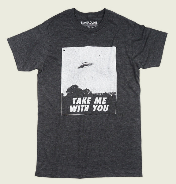 TAKE ME WITH YOU Unisex t-shirt - Tees.ca