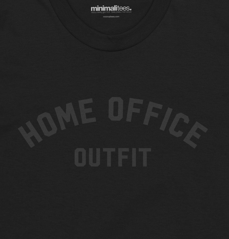 Home Office Outfit Unisex T-shirt