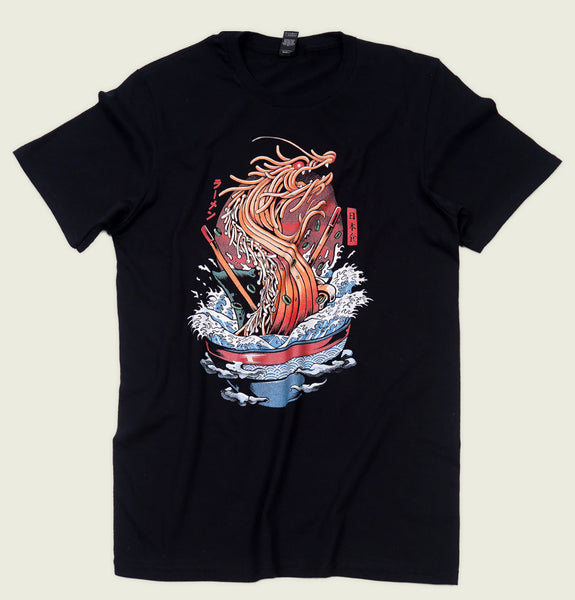 RAMEN DRAGON Unisex T-shirt