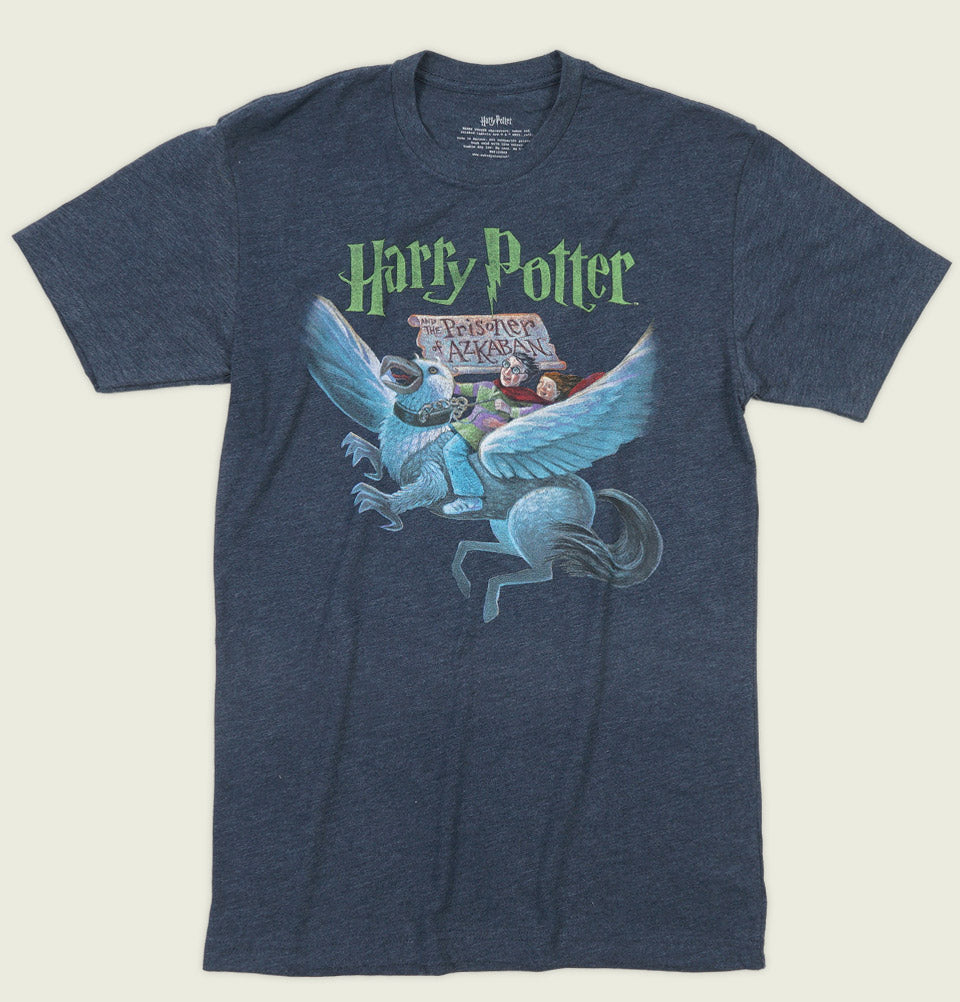 HARRY POTTER AND THE PRISONER OF AZKABAN Unisex T-shirt - Out of Print - Tees.ca