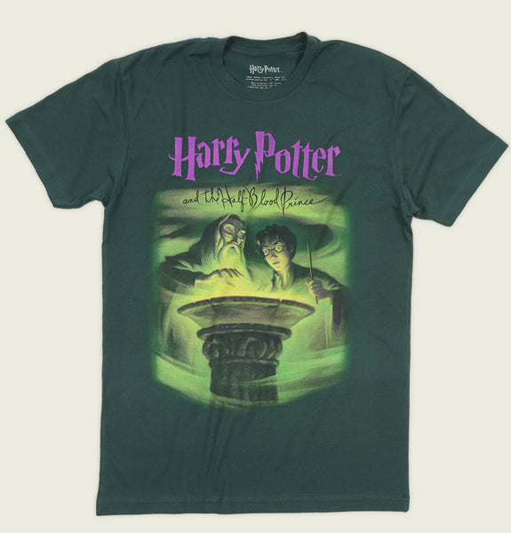 HARRY POTTER AND THE HALF BLOOD PRINCE Unisex T-shirt - Out of Print - Tees.ca