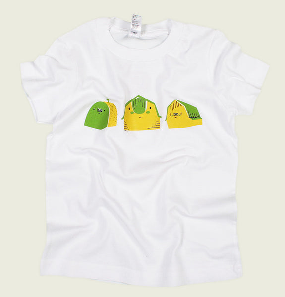 GREEN BARN Kid's Tee - Tees.ca