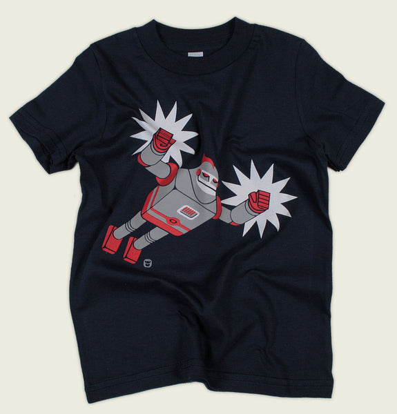 PUNCH ROBOT Kid's Tee - Tees.ca