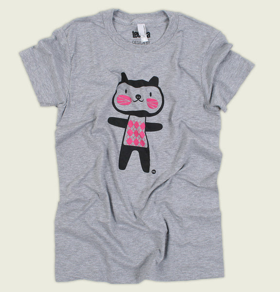 ARI CAT Women's Tee - Tees.ca