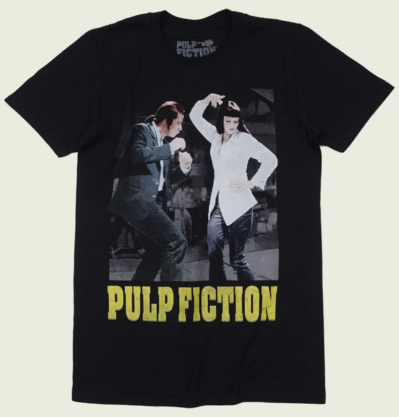PULP FICTION DANCE OFF Unisex T-shirt