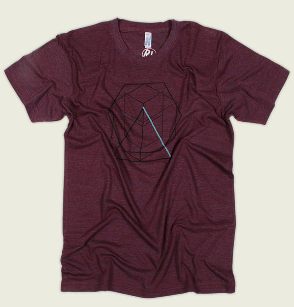 TRIANGLE Men's Tee - Tees.ca