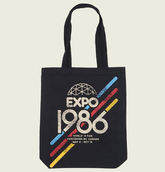 EXPO 1986 Vancouver TOTE BAG