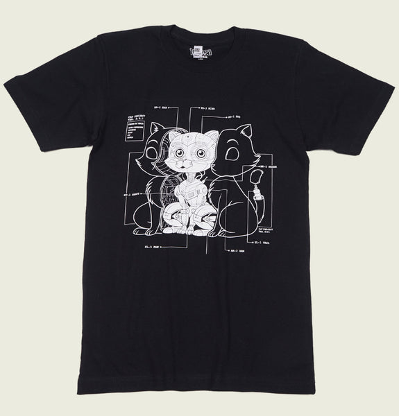 Cat Inside Project Unisex T-shirt