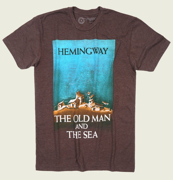 THE OLD MEN AND THE SEA Unisex T-shirt