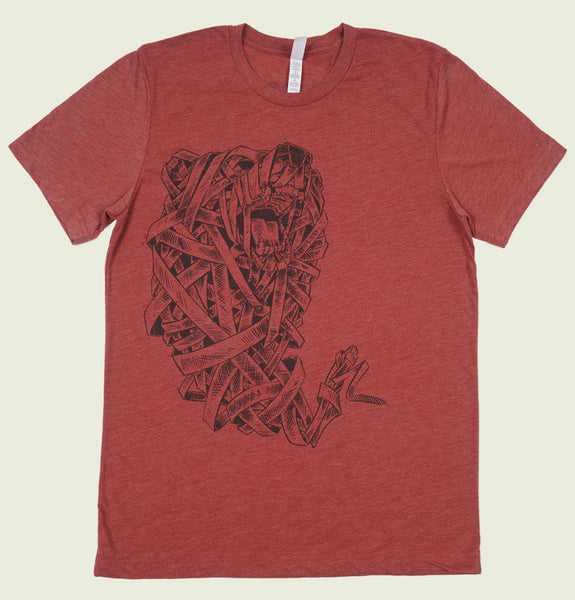 Grizzly sketch Unisex T-shirt