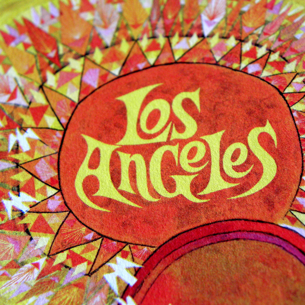 David Klein - TWA Los Angeles leaflet