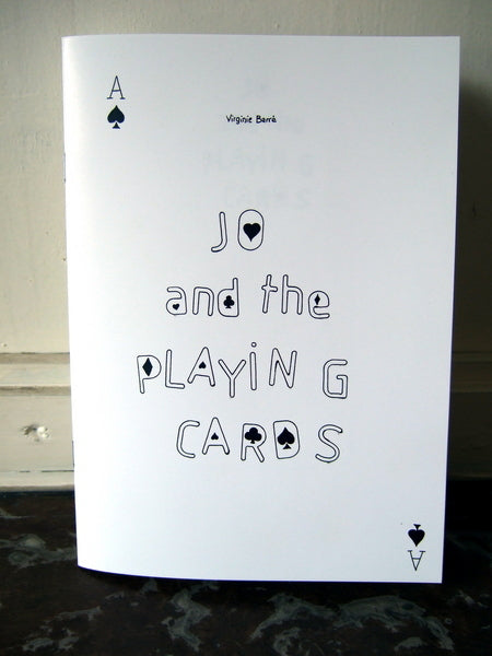 JO and the PLAYING CARDS
