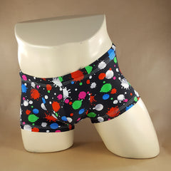 Splatter Swim Trunk