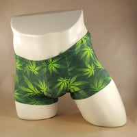 Cannabis Swim Trunk