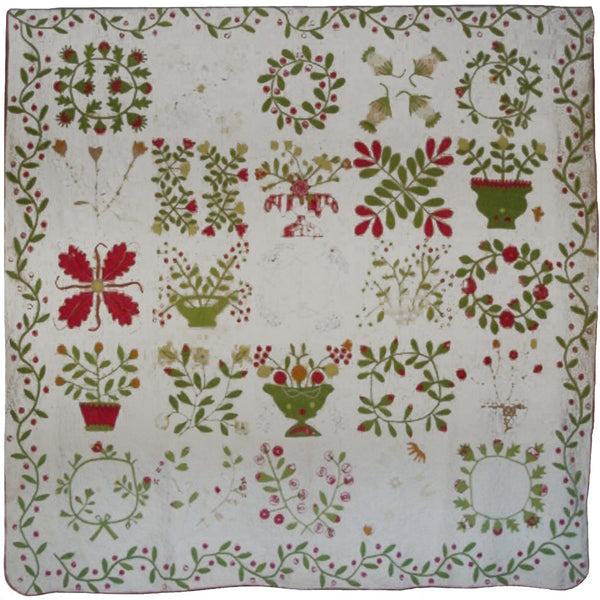 Beyond The Cherry Trees Block of the Month