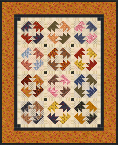 Friendship Quilt Pattern