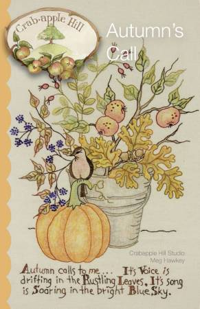 Autumn's Call Stitchery