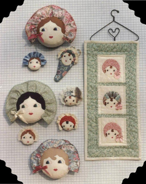 Baby Face Pincushion Kit