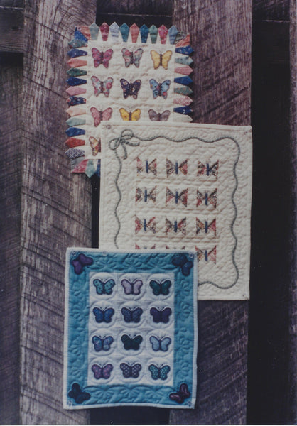 Butterflies in Miniature Quilts