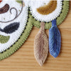 Feather Your Nest Table Runner