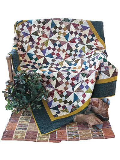 Texas Two Step Quilt