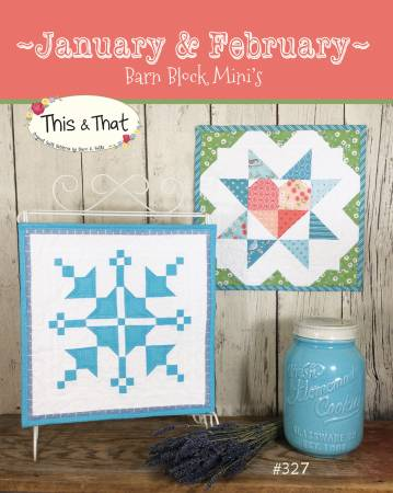 Barn Quilts Block of the Month