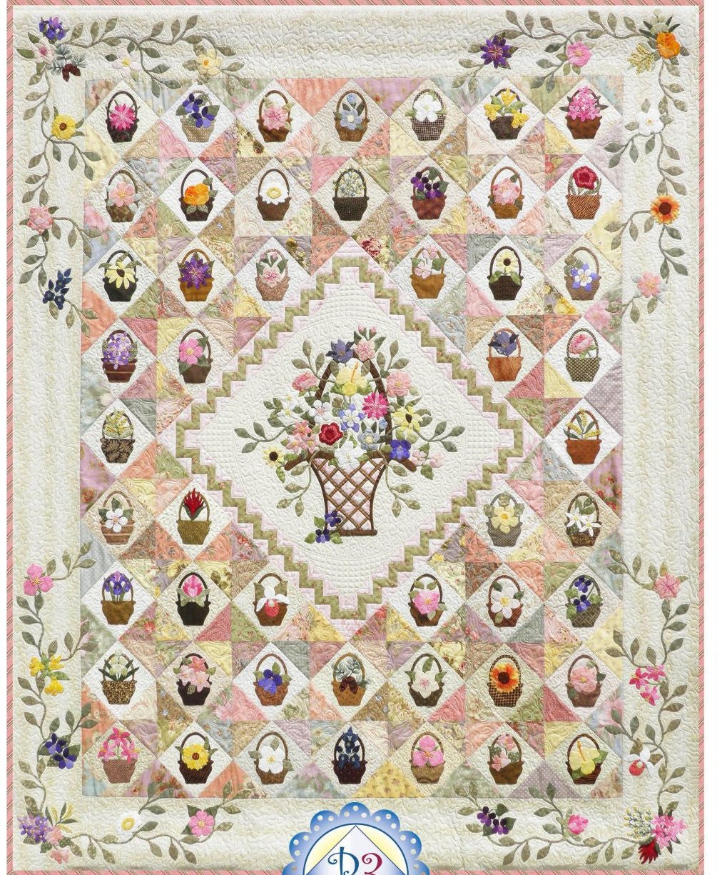 Bountiful Baskets Quilt
