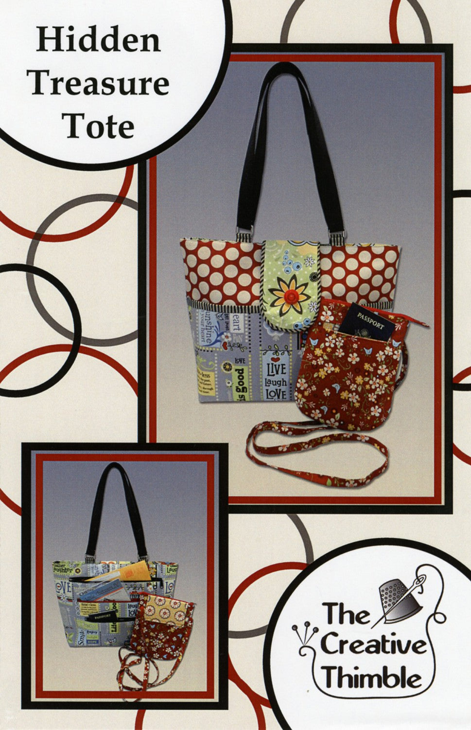 Hidden Treasure Tote