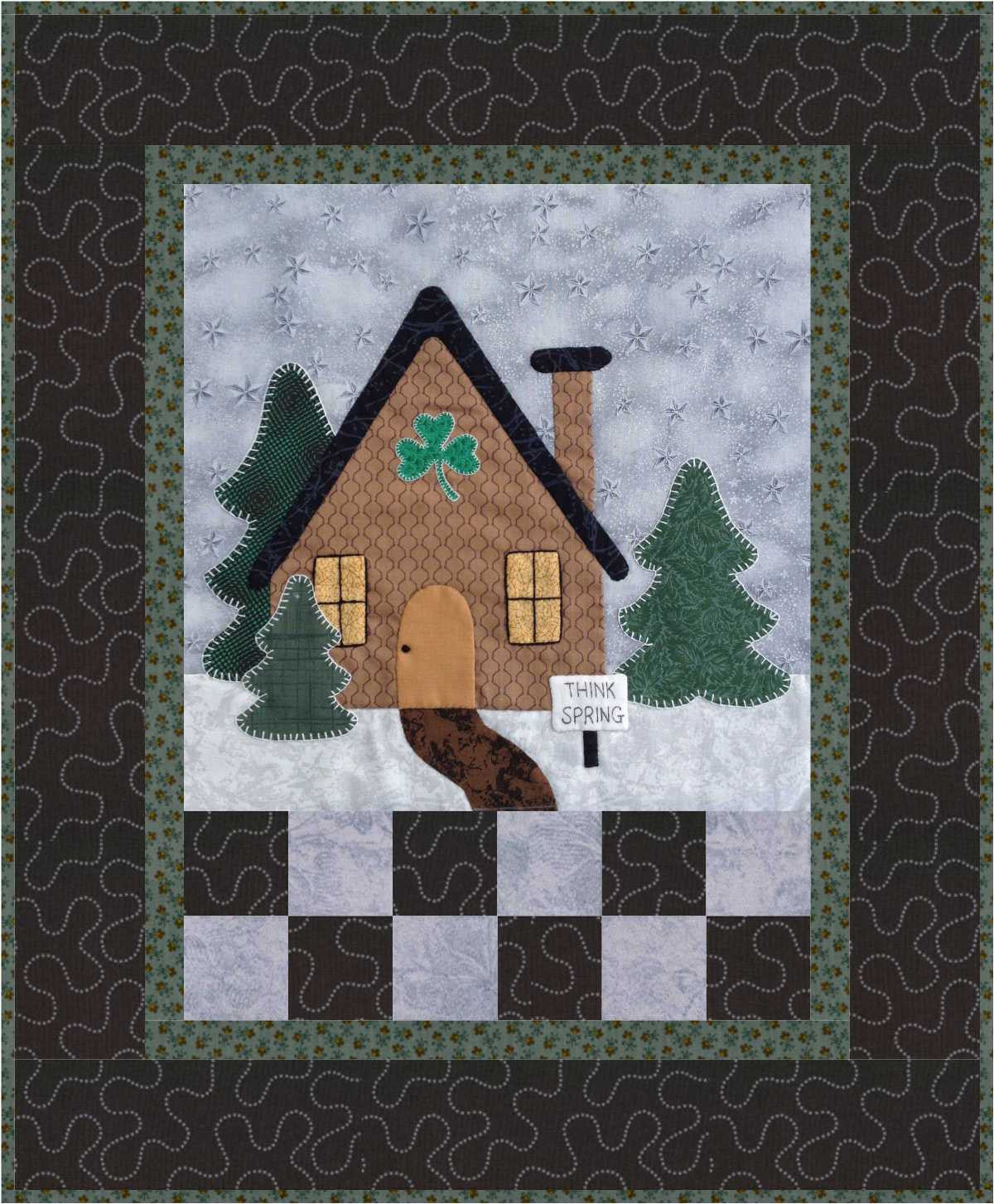 Seasonal Sampler Block of the Month