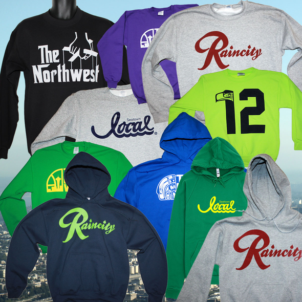 Hoodies - The North West Clothing