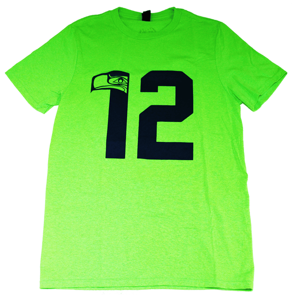 12th Hawk Men's T-Shirt - The North West Clothing