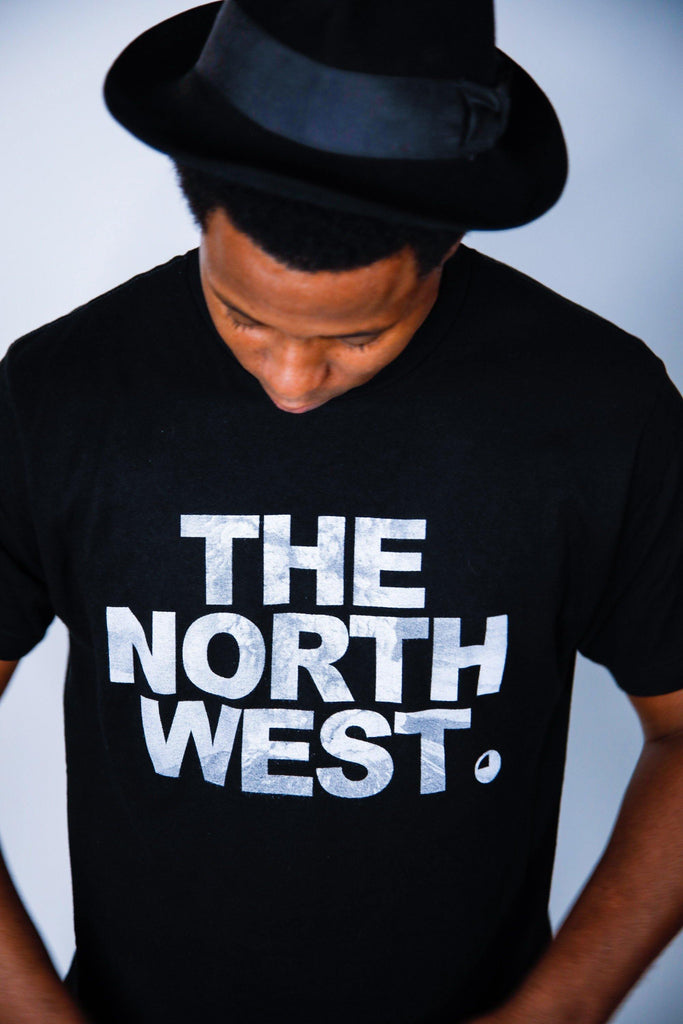 The North West - Mount St. Helens Men's T-Shirt - The North West Clothing