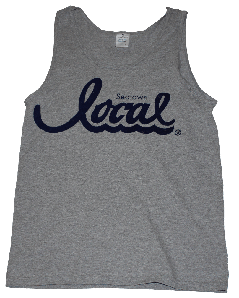 Seatown Local Tank (Men's) - Concrete/Navy - Crisis