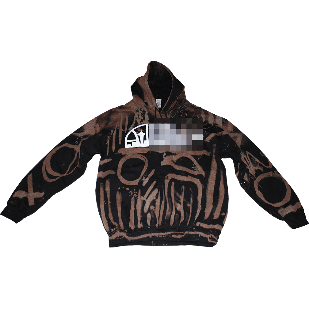 THE NORTH WEST X WOLFDELUX Pull Up Hoodie - Super - The North West Clothing
