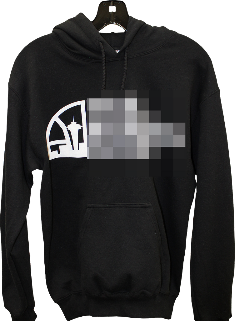 Super The Nxrth Wxst Hoodie (Pullover Hooded Sweatshirt, Unisex) - The North West Clothing
