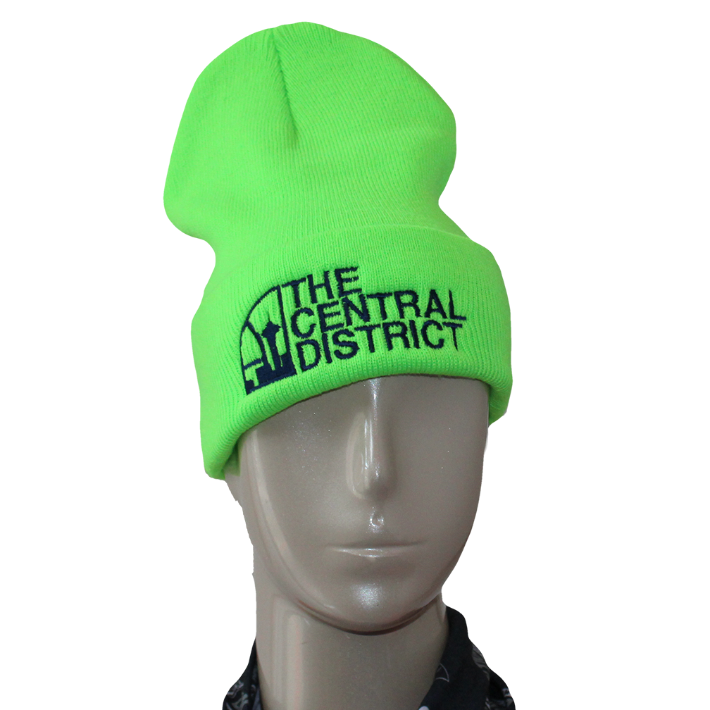 The Central District Beanie - The North West Clothing
