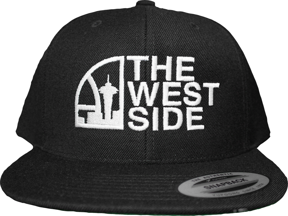 The West Side Snapback - The North West Clothing