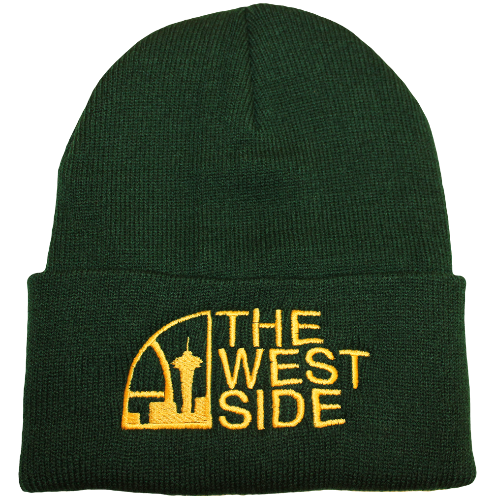 The West Side Beanie - The North West Clothing