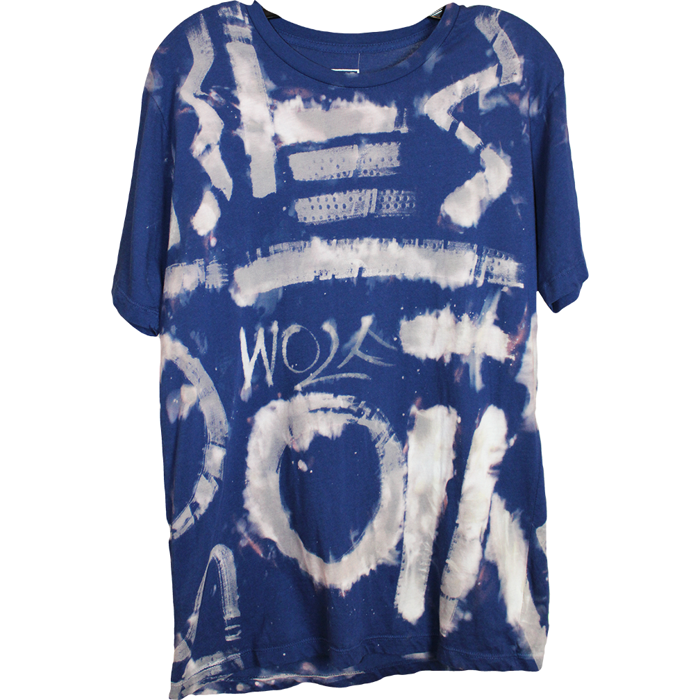 Wolfdelux Slim Fit Blue T-Shirt A - Small - The North West Clothing