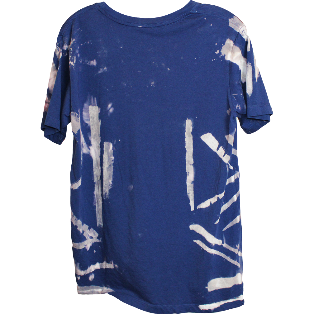 Wolfdelux Slim Fit Blue T-Shirt C - Small - The North West Clothing